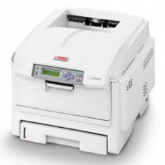 Imprimanta OKI ES2632A4, 32 PPM, Duplex, Retea, USB, Parallel, 1200 x 600, Laser, Color, A4 - Riboane imprimanta