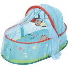 Patut pliabil Nomade - Ludi - Patut pliant bebelusi