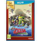 The Legend of Zelda The Wind Waker HD Selects WII U, Actiune, 12+