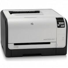 Imprimanta HP CP1525N, 12 PPM, Retea, USB, 600 x 600, Laser, Color, A4 - Imprimanta laser color
