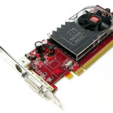 Placa Video Ati Radeon HD 3450, 256mb, PCI-express, DMS-59, S-Video, low profile design