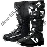 MBS Cizme motocross Moose Racing M1.2, negru, 40, Cod Produs: 34100889PE