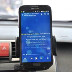 Suport Universal Telefon pentru masina Car Mount (negru) - Suport auto, Universala