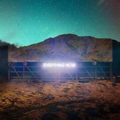 Arcade Fire - Everything Now (night version) ( 1 CD )