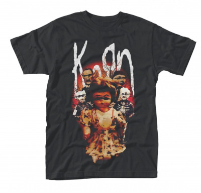 Tricou Korn - Dolls foto