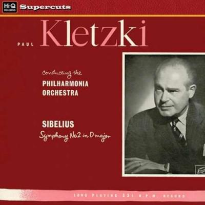 Sibelius - Symphony No.2 In D.. ( 1 VINYL ) foto
