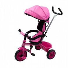 Tricicleta Ecotrike Roz Baby Mix - Tricicleta copii