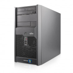 Fujitsu Esprimo P3721 Intel Core i5-650 3.20 GHz 4 GB DDR 3 250 GB HDD DVD-RW Tower - Sisteme desktop fara monitor Fujitsu, Linux