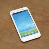 """Telefon dual sim NGM Dynamic Maxi 5, 5"""" - Telefon mobil Dual SIM, Alb, 4GB, Neblocat, Dual core"""