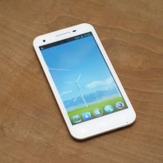 "Telefon dual sim NGM Dynamic Maxi 5,5"", Alb, Neblocat, 1 GB"