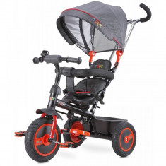 Tricicleta cu scaun reversibil Buzz Purple Toyz - Tricicleta copii