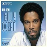 Billy Ocean The Real Billy Ocean digipak (3cd)
