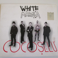 CD White Mahala albumul Cocoselu 2014, a&a records romania