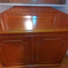 Coltar lemn portocaliu