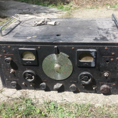 Statie emisie-receptie vintage - Statie radio