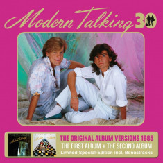Modern Talking The First Second Album 30th Anniv. Ed. (3cd) - Muzica Dance