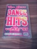 Cumpara ieftin CASETA AUDIO THE BEST DANCE HITS 13/97