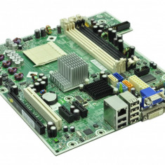 Placa de baza HP DC5850 SFF 461537-001 MSI MS-7500, DDR2, SATA, Socket AM2 + Procesor AMD Athlon 64 X2 4450b 2.30GHz
