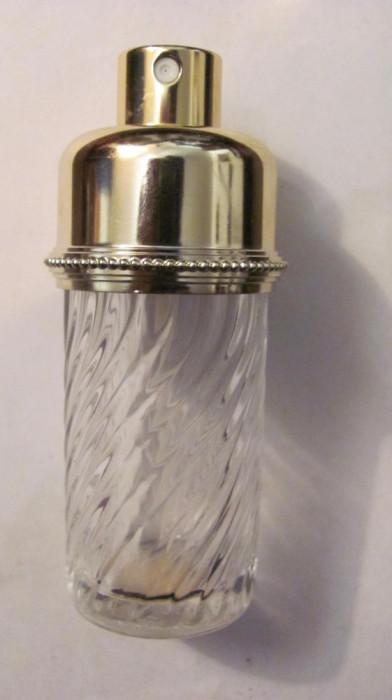 """PVM - Sticla veche originala Nina Ricci Apa de Toaleta """"L'Air du Temps"""" Franta"""