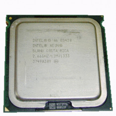 Procesoare Server Intel Xeon E5430 Quad Core 2660Mhz, 12Mb Cache, 1333 Mhz FSB - Procesor server