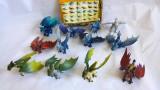 Lot 12 figurine: dragoni UBISOFT Italia, colectie, Combattimenti fra giganti