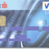 Card bancar Visa BCR