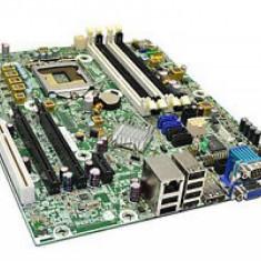 Placa de baza HP Z210 Desktop 615645-001, DDR3, SATA, Socket 1155, Pentru INTEL