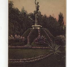 Dorohoi, Parcul Aurora 1912