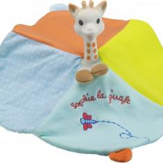 Jucarie dentitie Girafa Sophie Soft Rubber - Vulli - Jucarie dentitie copii