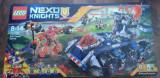 Lego Original Nexo Knights 70322 Transportatorul lui Axl -nou, sigilat