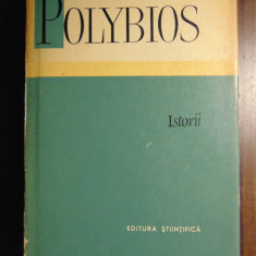 Polybios - Istorii, vol 1 (1966) CARTONATA - Istorie