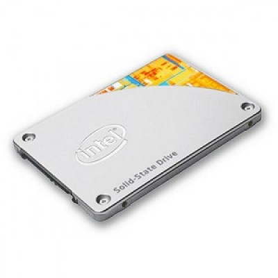 Intel SSD 535 Series (120GB, 2.5in SATA 6Gb/s, 16nm, MLC) 7mm, Generic Single Pack foto