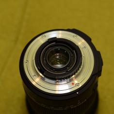 Vand Sigma 18-250mm f/3.5-6.3 DC Macro OS HSM TSC - Nikon DX - Obiectiv DSLR