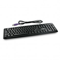 Tastatura 4World KB PS2/01-4W Negru