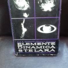 Elemente de Dinamica Stelara - Gh. Demetrescu, C. Cristescu