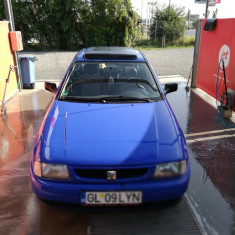 Seat Ibiza 1.4 Benzina, An Fabricatie: 1999, 185000 km, 1400 cmc