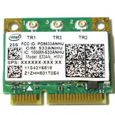 Wi-Fi Adapter INTEL Link 5300 533ANHU, Mini PCIe - Adaptor wireless
