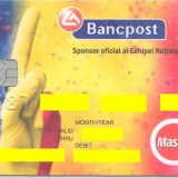 Card bancar Mastercard Bancpost