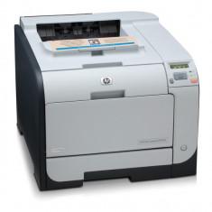 HP LaserJet CP 2025N, Color, 20 ppm, 600 x 600 dpi, USB, Retea - Imprimanta laser color