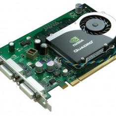 Placa video nVidia Quadro FX 570, PCIe, 2x DVI, 256Mb - Placa video PC, PCI Express