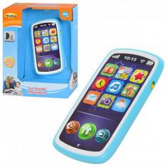 Jucarie Bebelusi Winfun Smartphone Muzical - Jucarie zornaitoare