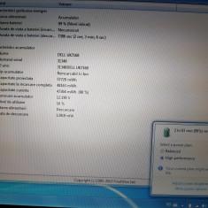 BATERIE Acumulator LAPTOP Dell Inspiron 1525 1526 1440 1545 1546 1750 1H 30 MIN - Baterie laptop Dell, 6 celule, 5600 mAh