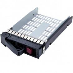 Caddy/Sertar Hard Disk HP, 3.5 inch, compatibil cu servere si storageworks din seriile DL, ML si Proliant - Dulap copii