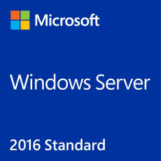 Windows Server Standard 2016 64Bit English/ OEI DVD, 16 Core - Sistem de operare