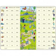 Puzzle Invatam Limba Engleza Nr11, 54 Piese Larsen Lren11-Gb