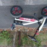 Kart cu pedale Berg model Fiat 500, model deosebit!
