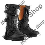 MBS Cizme copii motocross Thor S4 Blitz, negru, 33, Cod Produs: 34110292PE