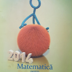 Clubul Matematicienilor - MATEMATICA PENTRU EVALUAREA NATIONALA Perianu, Stanica - Culegere Matematica