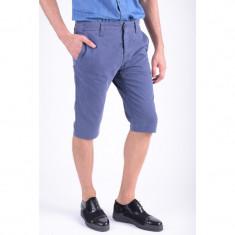 Pantaloni Scurti Bumbac Selected Soso Albastru - Bermude barbati, Marime: 32
