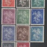 1939 Romania, LP 131-Straja Tarii-Sf.Gheorghe-MNH - Timbre Romania, Nestampilat